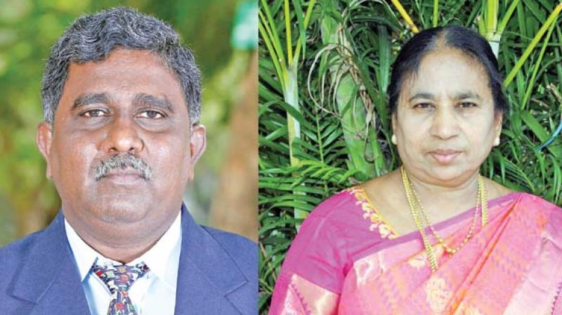 H.M Manohar and A. Edith Deva Thayanithi