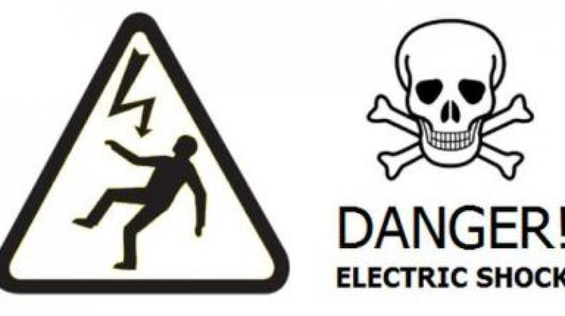 A Class VI student, who was heating water with an electric heater at his home suffered an electric shock and died in Medchal. (Representational image)