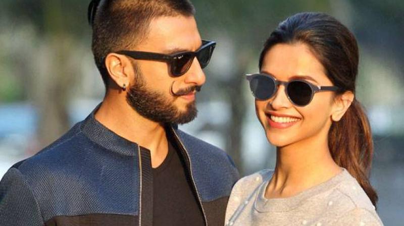 Deepika Padukone And Ranveer Singh Are Living Together