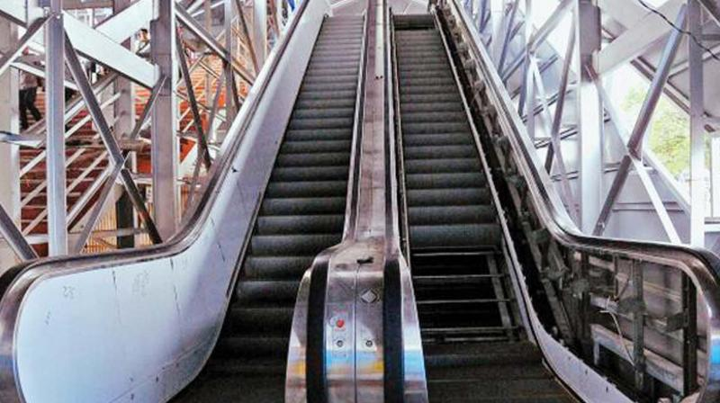 The Rs 2,000-crore company exports elevators and escalators to Sri Lanka, Nepal, Bhutan, Myanmar, Maldives and Tanzania. The current exports, which stands at 6 per cent of total revenues, is expected to grow 10 per cent year-on-year from here onwards, said Albert Dhiraviyam, Country Head (Market-ing), Johnson Lifts.