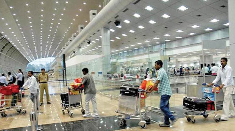 GoAir had the best on-time performance followed by Air Asia, Vistara, IndiGo, and Air India.