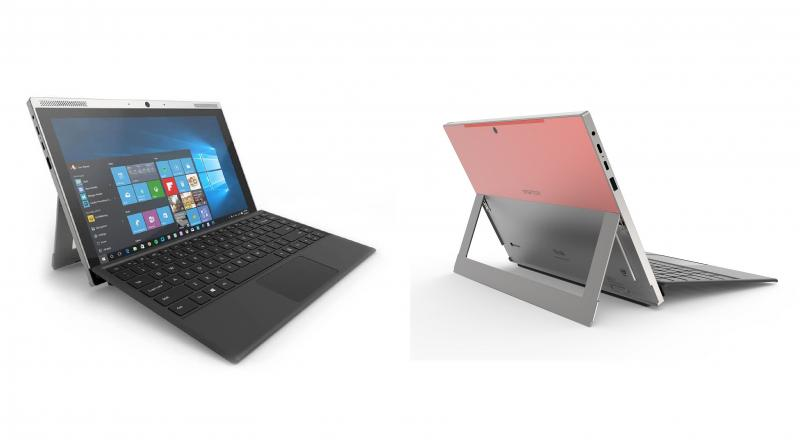 The tbook flex is priced at Rs 42,990 and Rs 52,990 for the m3 and i5 version respectively.