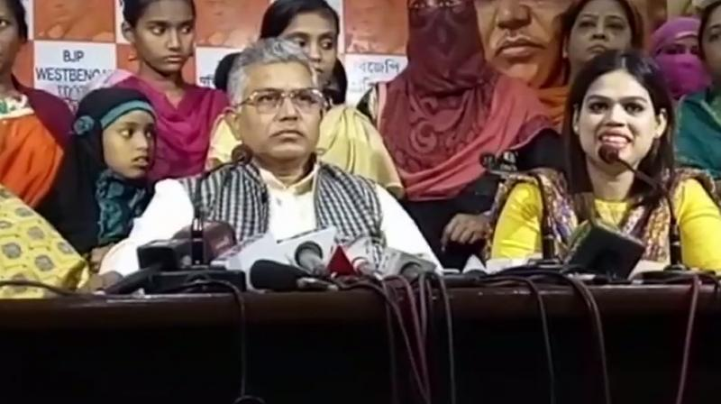 Image result for Triple talaq petitioner's lawyer also joins BJP