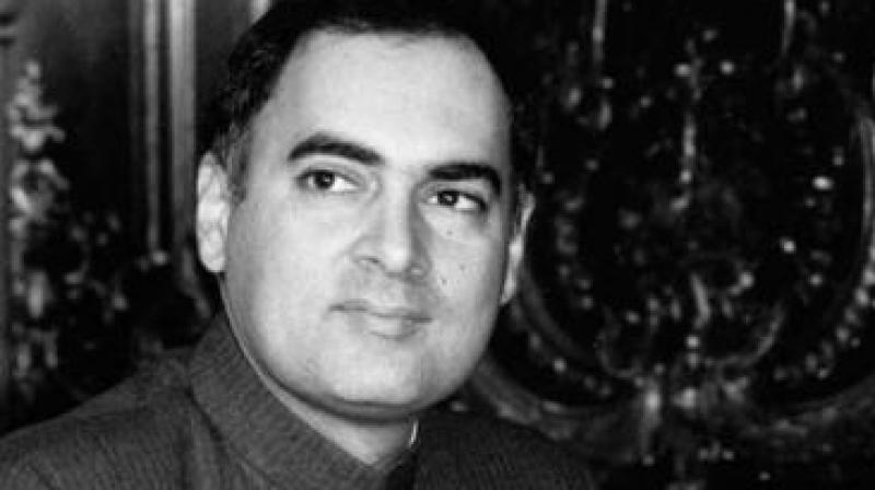 Grand celebrations planned by Congress for Rajiv Gandhi's birth annniversary