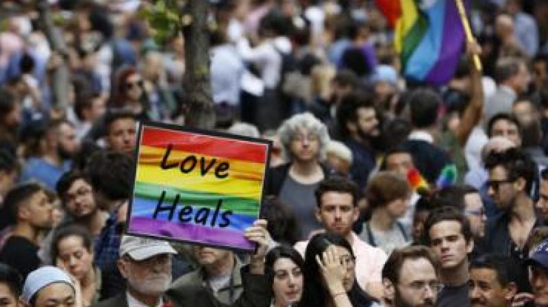 Pavan Dhall, an activist who has been a part of the queer movement for two decades, said the feeling was sinking in.  (Representational Images)