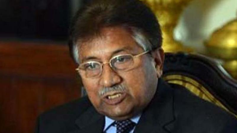 Musharraf says I am fan of the worldwide terrorist, JuD chief Saeed,