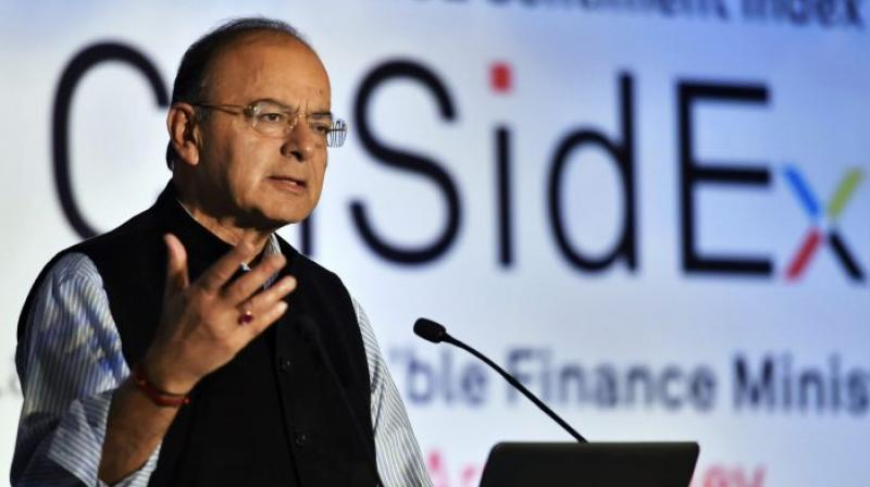 States are not ready for petrol, diesel in GST: FM Arun Jaitley