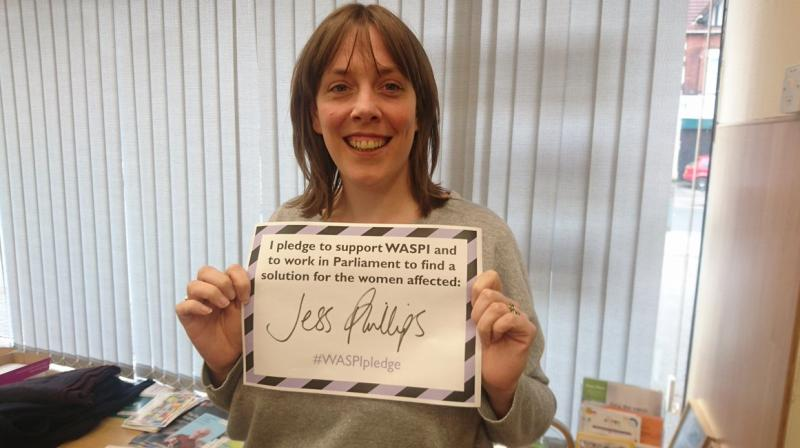 """Labour MP Jess Phillips said the practice was among """"lots of cases"""" she had dealt with. (Photo: Jess Phillips 