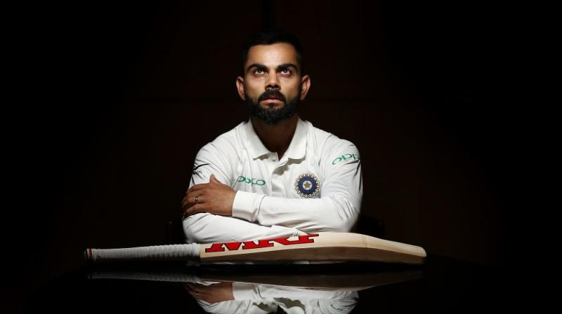 India lost the four-Test series 0-2 four years ago but Kohli amassed 692 runs at an average of 86.25, including four centuries. (Photo: BCCI)