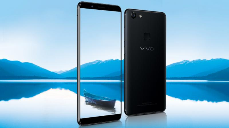 Vivo V7 with 24Megapixel front facing camera, slim bezels launched in India