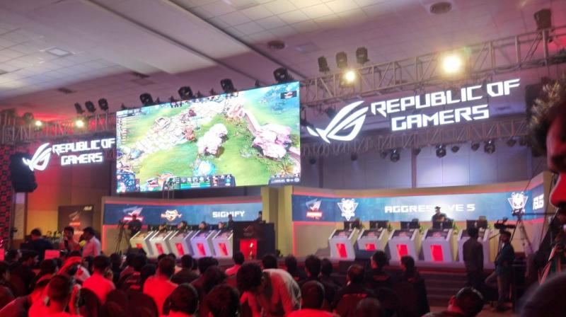 China's craze for e-sports is being propelled by the country's booming video game market.