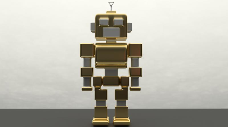 Researchers say robots can influence children's opinions. (Photo: Pixabay)