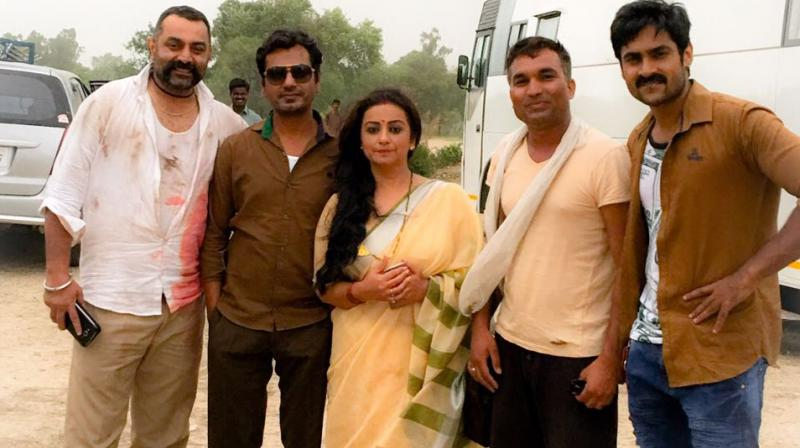 Directed by Kushan Nandy, the film is produced by Kiran Shyam Shroff and Ashmith Kunder.