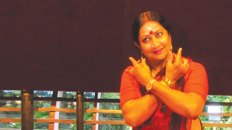 Manju Bhargavi       (photos - A.V. Muzafar)
