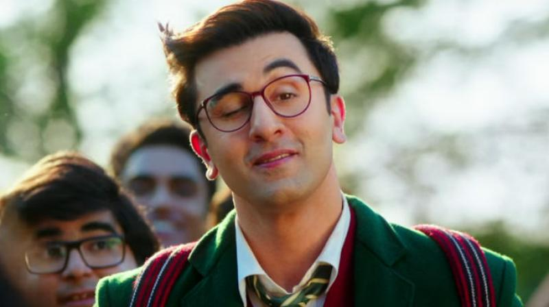 Anurag Basu speaks about Ranbir's hairdo from Jagga Jasoos being ...