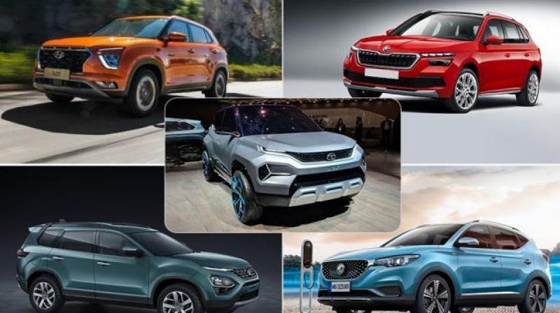 Given that these SUVs will be launched around the time BS6 emission norms are implemented in the country (April 2020).