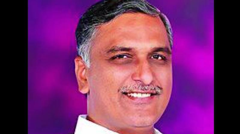 Hyderabad: Harish Rao asks Rahul Gandhi to apologise for slogan
