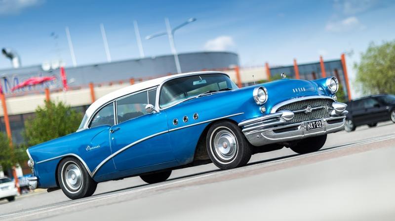 App developed solely for vintage car rentals. (Photo: Pixabay)