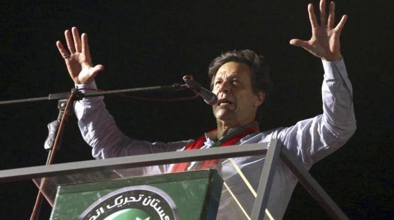 Imran Khan-led PTI poll favourites, reveals survey