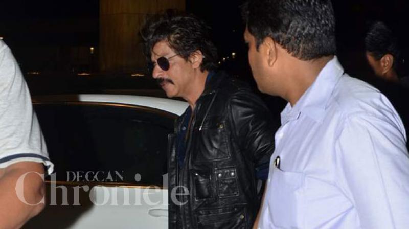 Shah Rukh Khan will next be seen in 'Dear Zindagi'.
