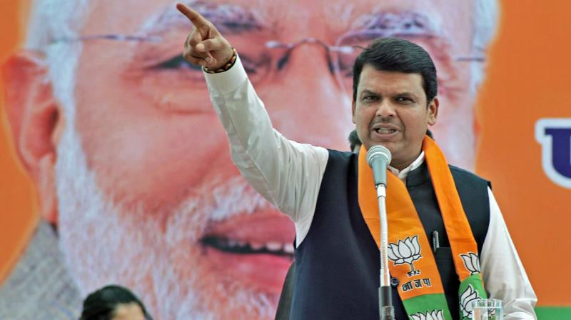 Maharashtra Chief Minister Devendra Fadnavis (Photo: PTI)