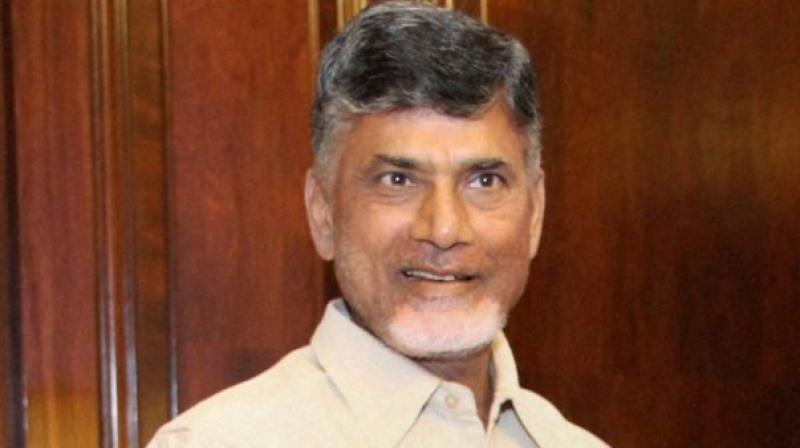 Andhra Pradesh Chief Minister N Chandrababu Naidu. (Photo:PTI)