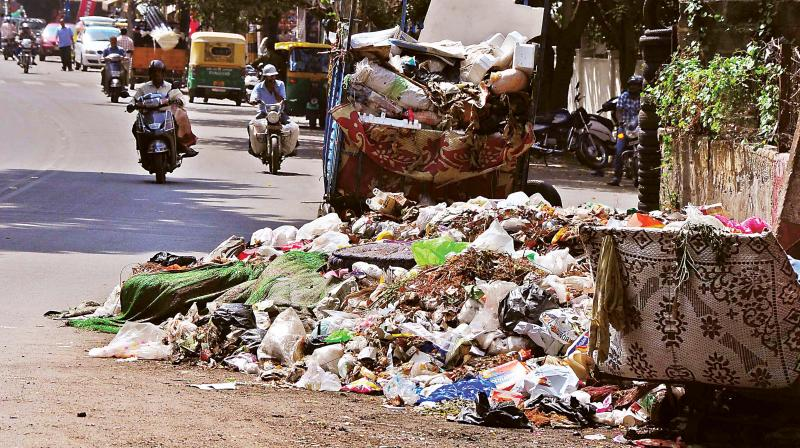 Today Bengaluru generates almost 5,000 tons of Solid Waste every day.