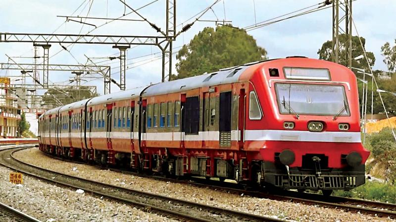 As per schedule XIII of the AP Reorganisation act, the central government has assured the setting-up of a rail coach factory in Telangana and a wagon manufacturing unit at Kazipet in Warangal district.(Representational Image)