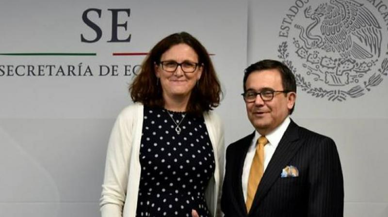 Irish farmers set to milk benefits of European Union trade deal with Mexico