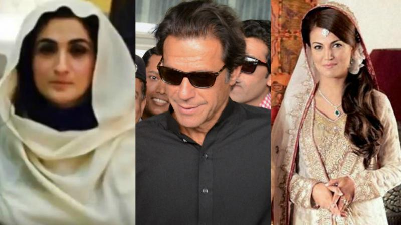 Video: Are you jealous of Bushra Maneka? Imran Khan's ex