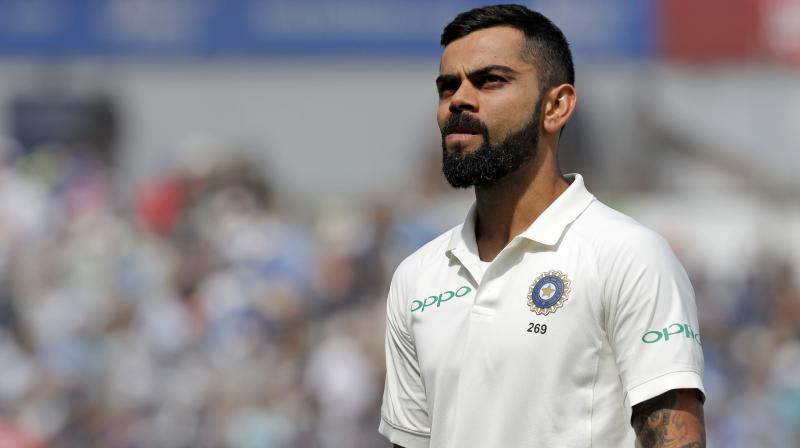 Kohli said from a team's perspective they don't analyse how bad a defeat can look as their focus in on cutting down on margin of error in the next game.(Photo: AFP)