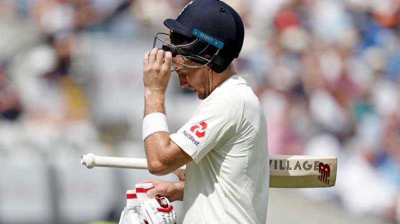 Having won just three out of their last nine Tests here, England go into this second game with a poor recent record. (Photo: AFP)