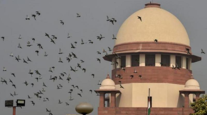 A bench comprising Justices R F Nariman and Vineet Saran was dealing with the question whether a person is entitled to be represented by a lawyer of his choice in the process undertaken by banks to declare him a