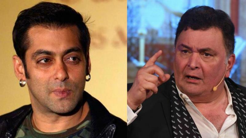 Salman Khan and Rishi Kapoor are at war and it's got nothing to do ...