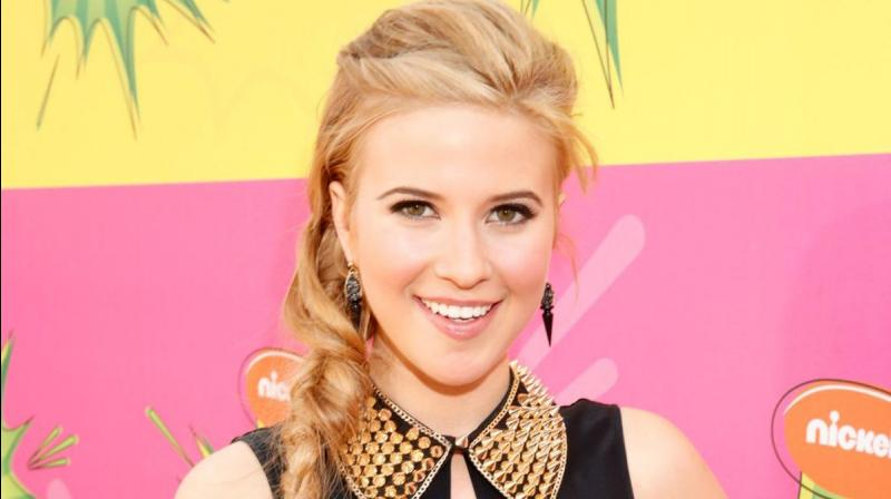 Caroline Sunshine, Disney's Tinka, now White House press assistant