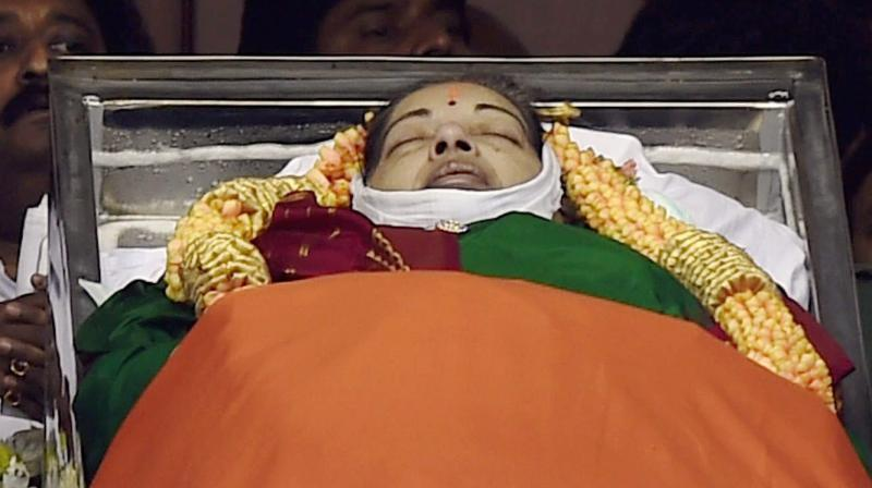 AIADMK leader PH Pandian alleged that a slow poison could have been used to kill Jayalalithaa and called for a thorough probe by an impartial agency. (Photo: PTI)