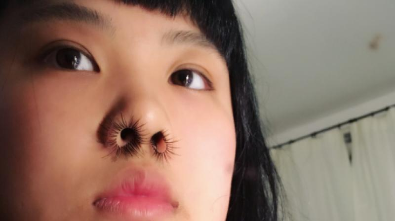 Nose Hair Extensions Are The Latest Beauty Trend