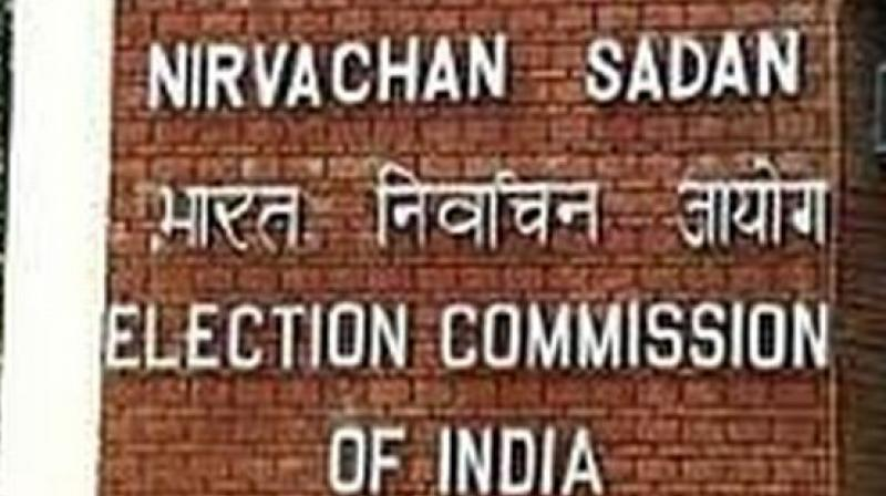 Election Commission of India. (Photo: File)
