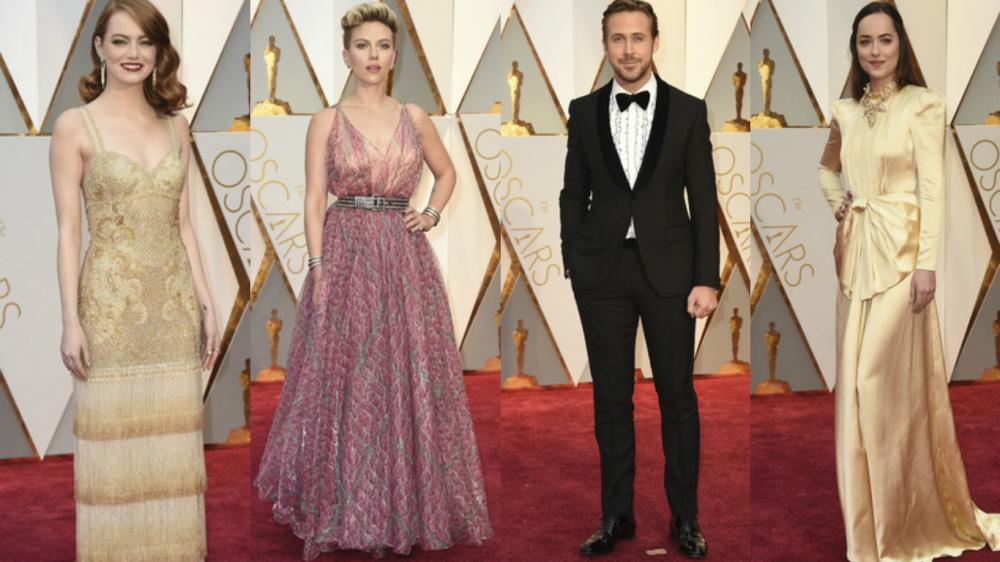 Oscars 2017: Best dressed and worst dressed at the red carpet