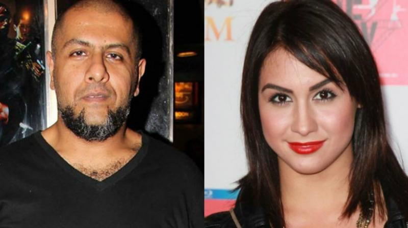 Vishal Dadlani and Lauren Gottlieb are reportedly the newest couple in B-Town.