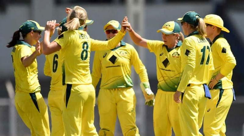 Cricket Australia (CA) has said it will ensure that the Australia women's cricket team earn the same prize money as men's squads at the Twenty20 World Cup. (Photo: Twitter)