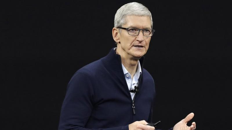 Apple's annual dividend increases have ranged from 8 to 15 per cent since the payment was reinstated at a split-adjusted 38 cents per share nearly six years ago. (Photo: AP)