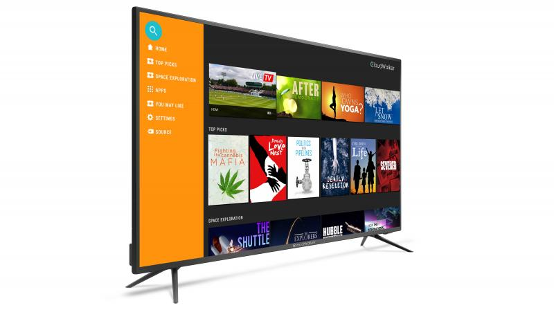 The Android-powered smart TV features in three size variants – 32, 50 and 55-inch.