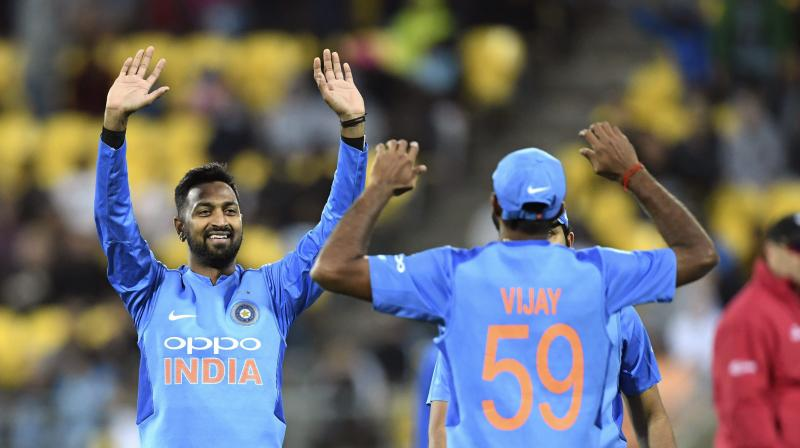 Krunal ruled out the possibility that some of the players hadn't faced Southee earlier and had problems. (Photo: AP)