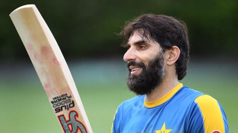 Misbah has made it clear to the board he should be given a remuneration package which is better than the ones given to foreign coaches in the past. (Photo: AFP)