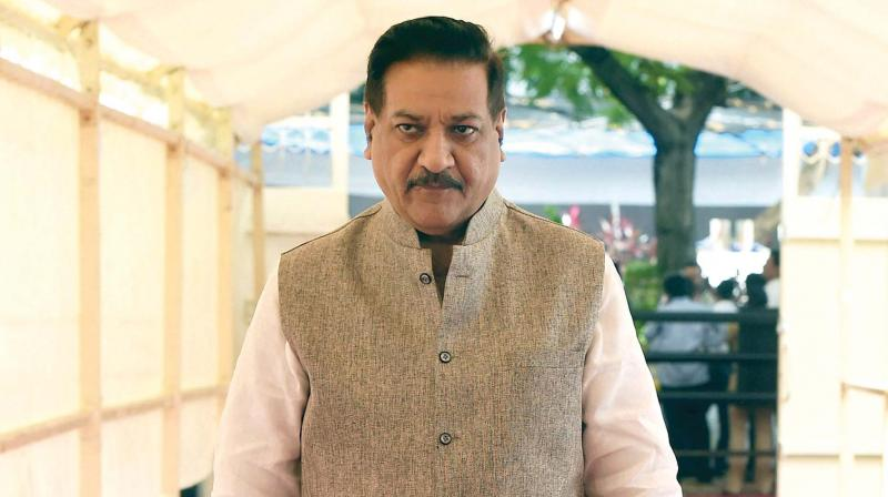 The Congress and NCP on Wednesday deliberated at their respective party levels and later jointly to work out a 'common minimum programme' (CMP) and power-sharing formula, the former state chief minister said. (Photo: FIle)