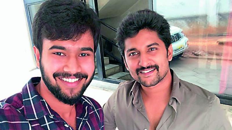Rahul Vijay and Nani