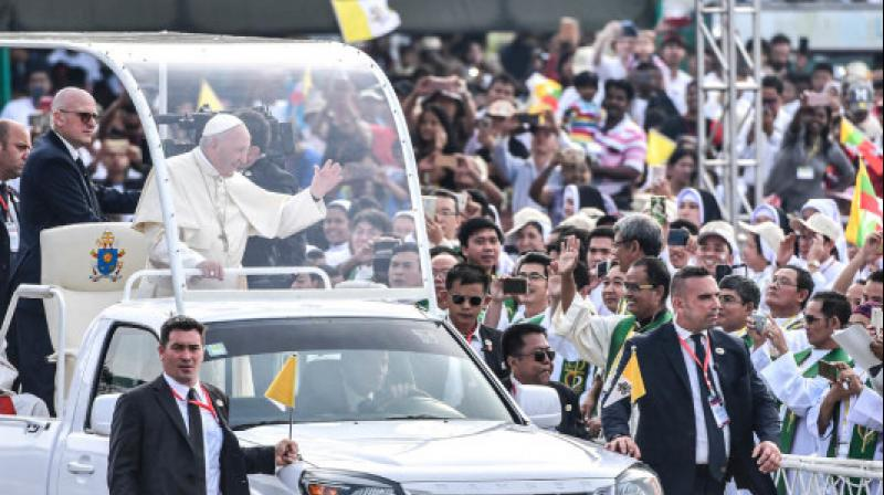What the Pope's Myanmar Trip Means for Local Christians