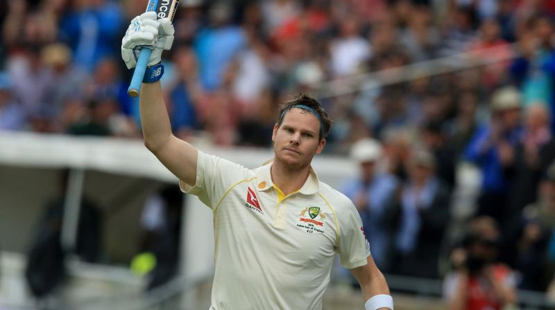Ponting compared Smith's unbeaten 141-run inning that he played during the 2017-18 Ashes in Brisbane. (Photo: AFP)