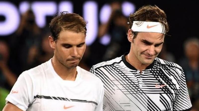 If Federer is to have any hope of a shock victory on Friday, then he needs to significantly improve his break point statistics. (Photo: AFP)